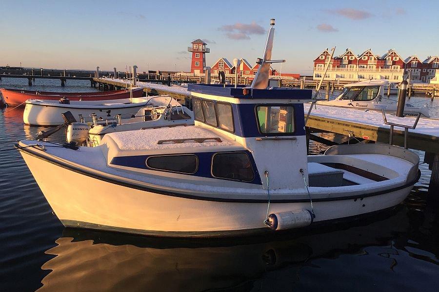 Dieselboot Nordan
