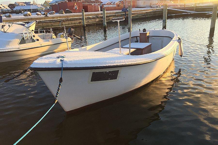 Dieselboot Sole
