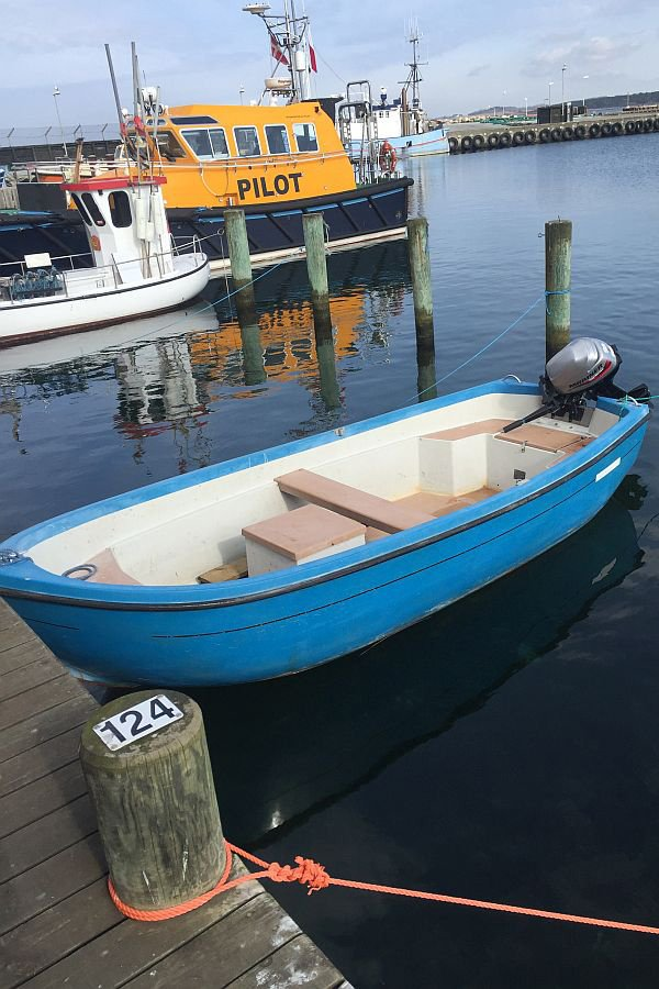Angelboot Schlumpfi