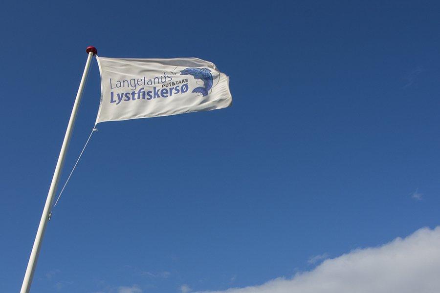 Forellensee Langelands Lystfiskersø