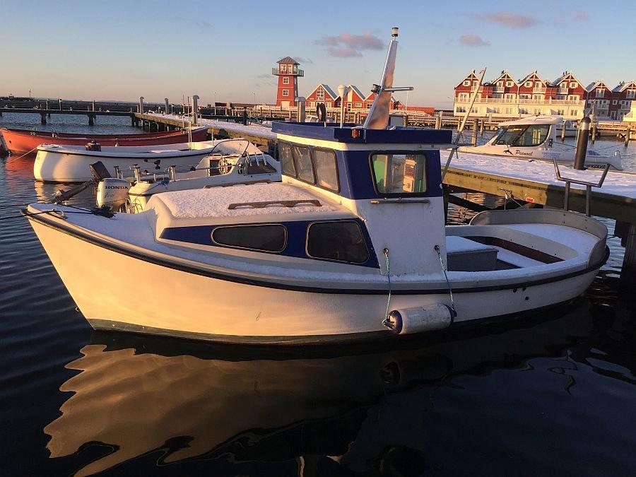 Dieselboot Nordan.