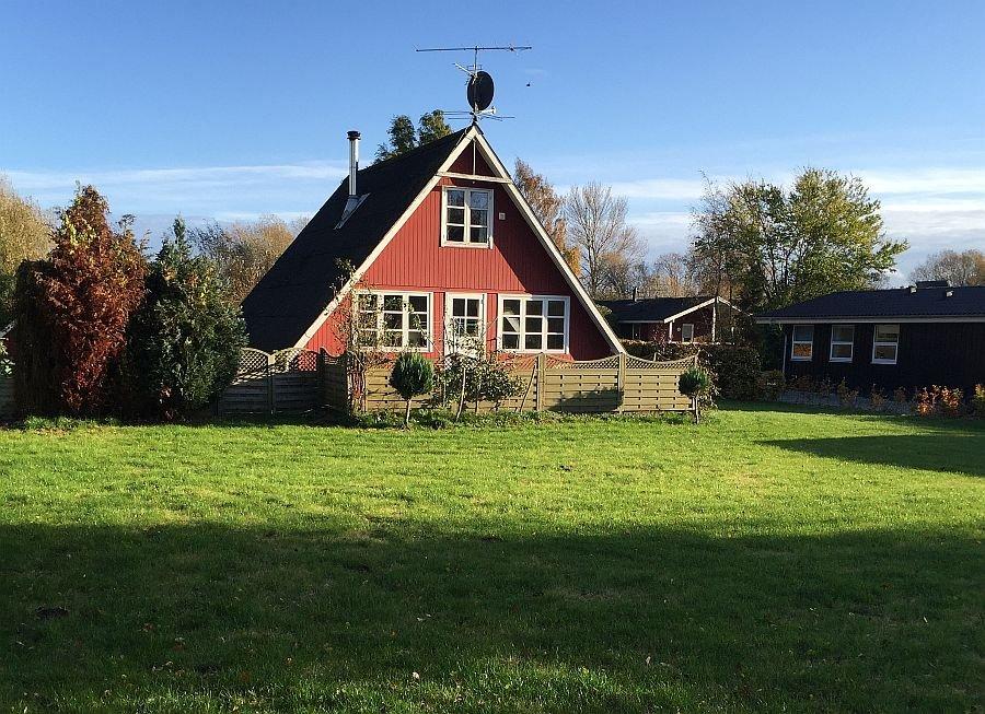 Ferienhaus Ranunkelvej auf Langeland.