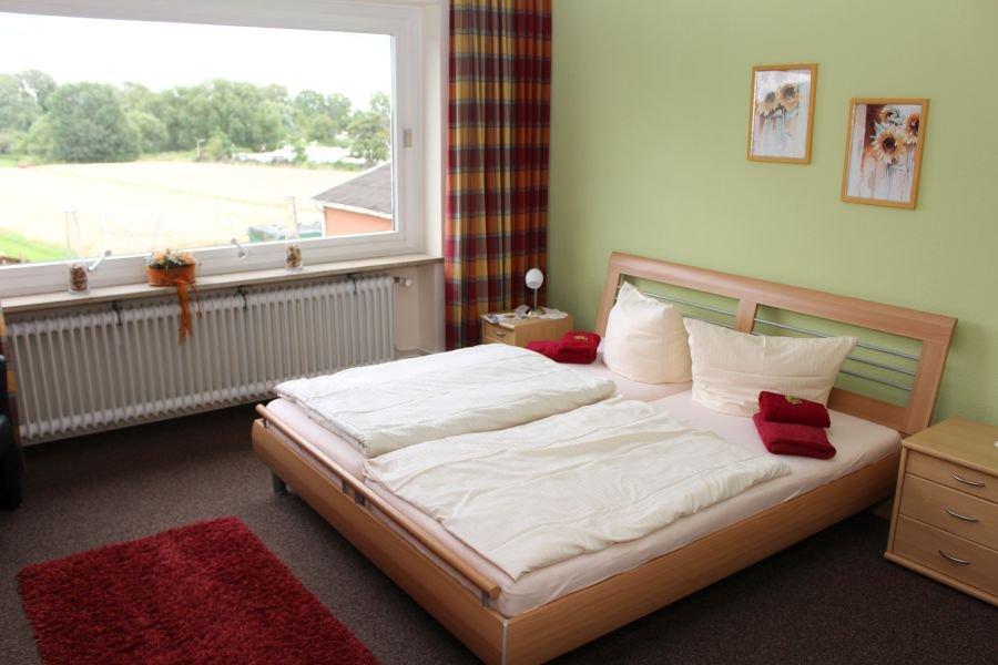 Auf Wunsch auch mit Doppelbett