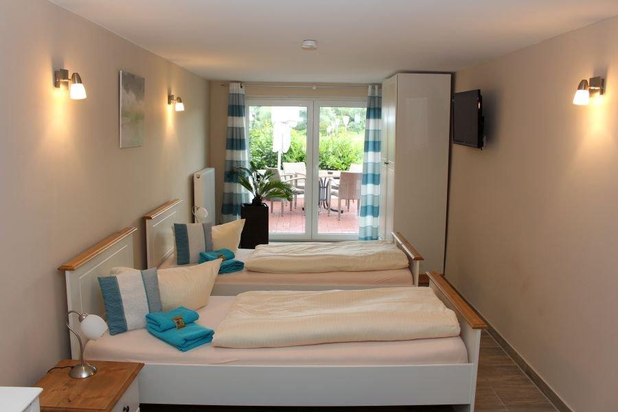 Die Komfort-Doppelzimmer im Gasthof