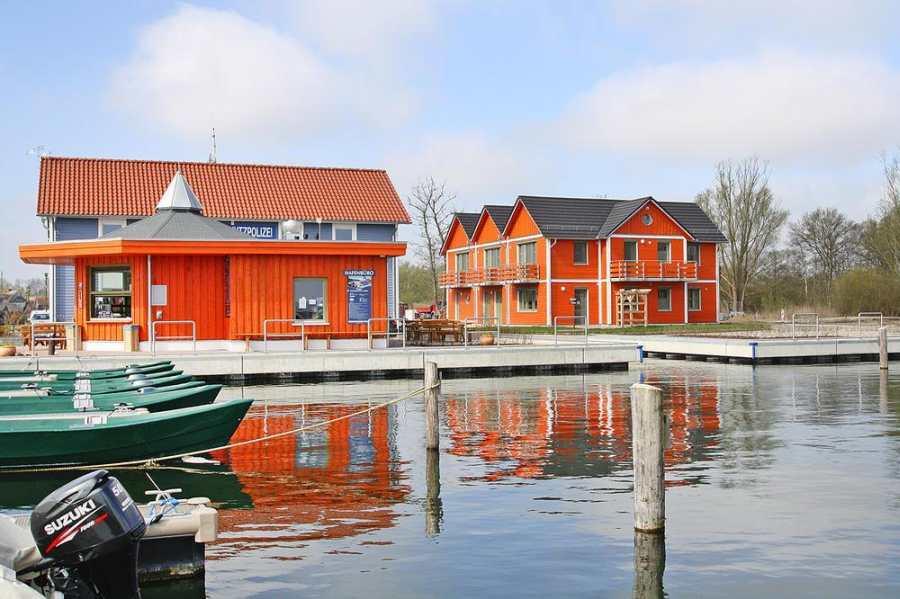 Apartmentanlage direkt am Bootssteg - Ein Traum für alle Angler!