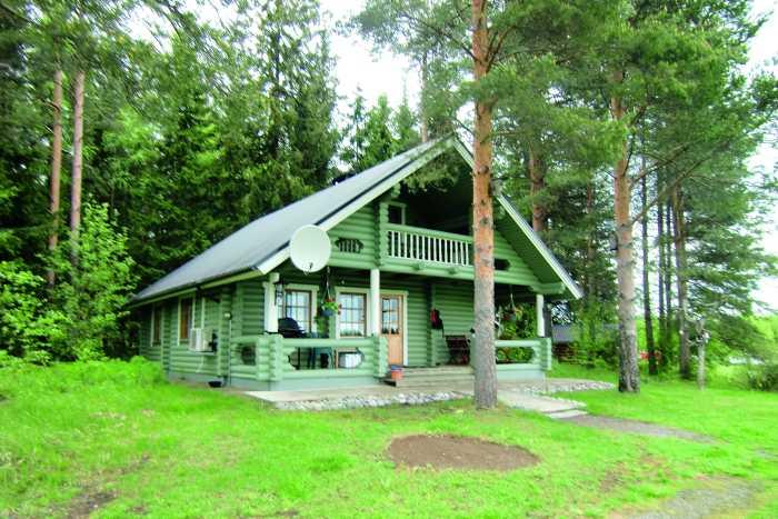 Herzlich Willkommen im Ferienhaus Kinnula
