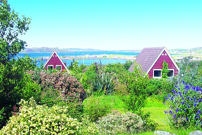 Herzlich Willkommen in der Aultbea Highland Lodges