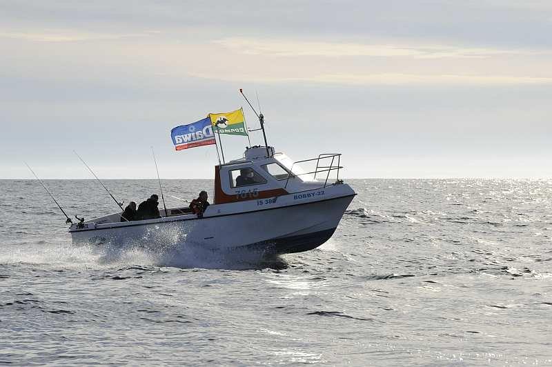 Unsere Profi-Fischerboote werden auch Sie überzeugen.
