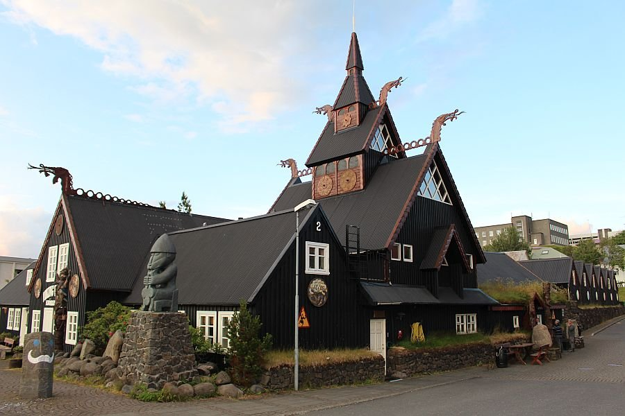 Das Viking-Restaurant