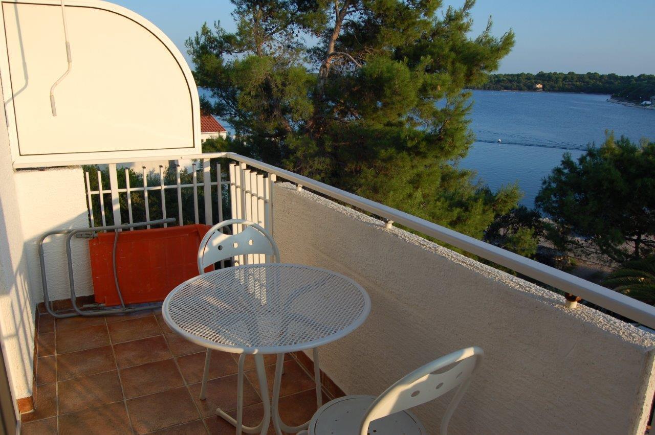 Balkon Apartment A.