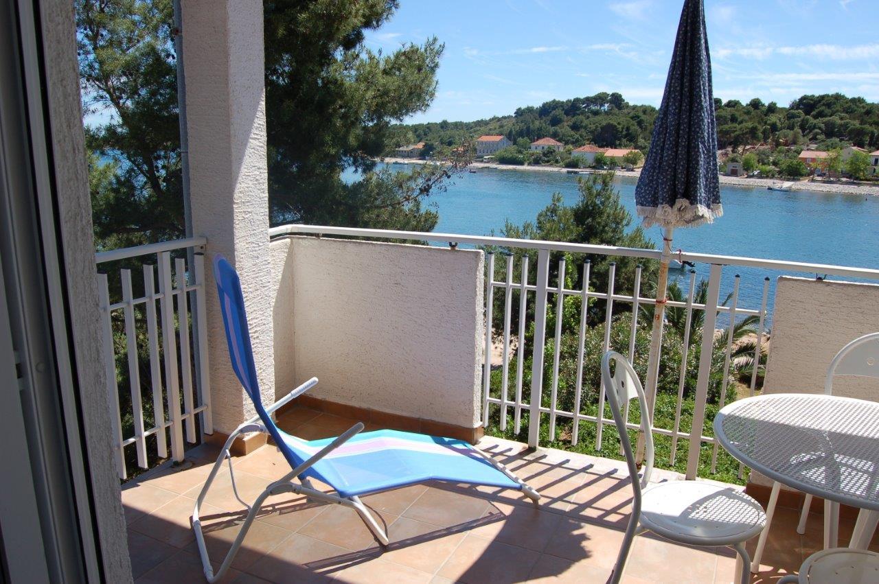 Balkon Apartment C.