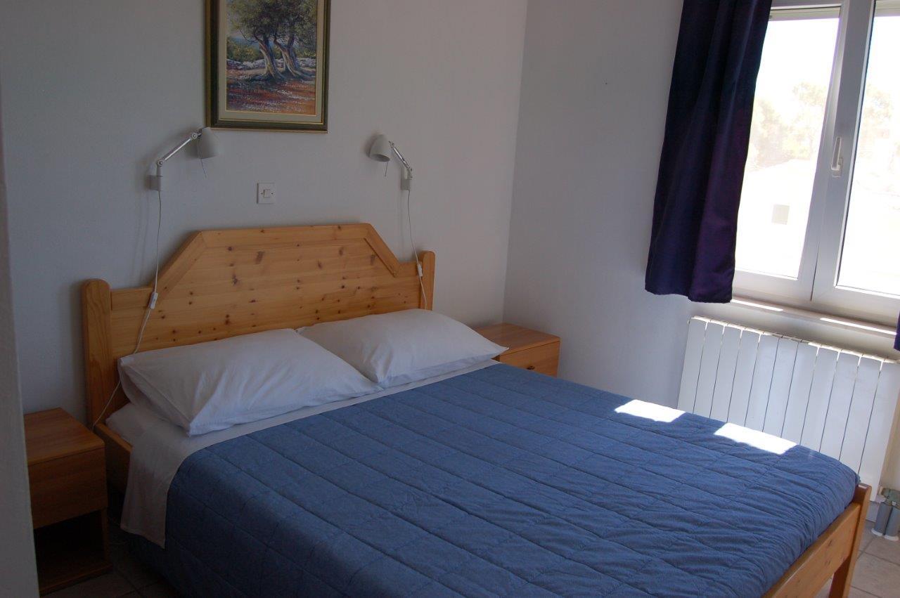 Doppelbett Apartment B.