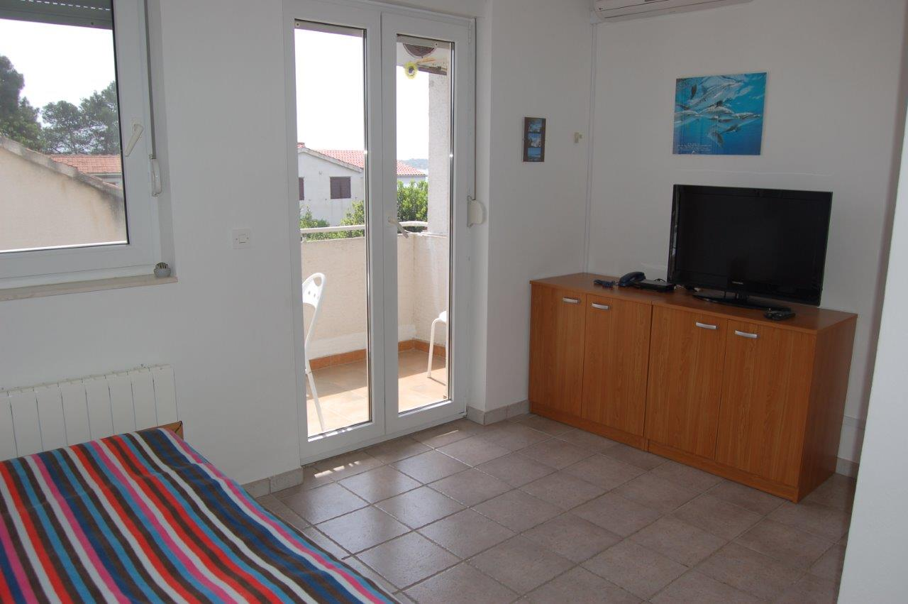 Flachbildfernseher Apartment B.