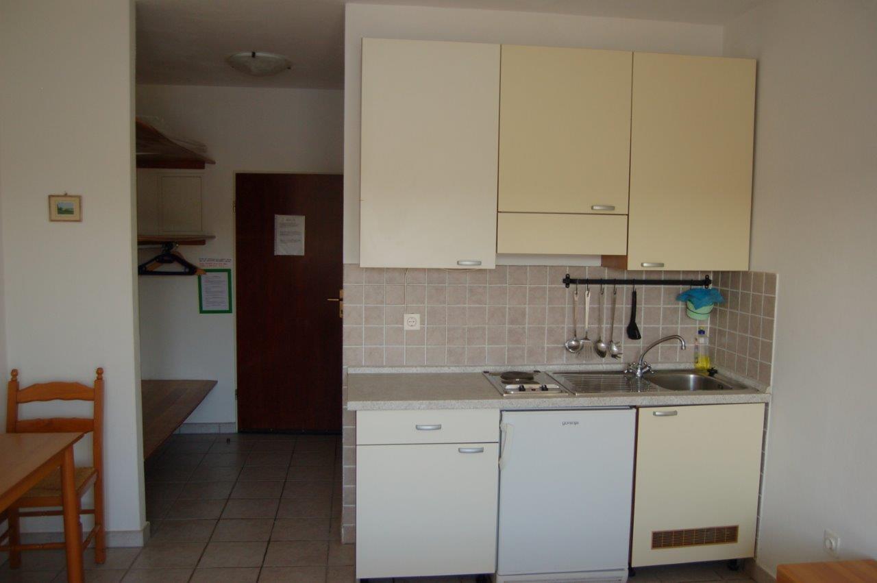 Küchenzeile Apartment A.