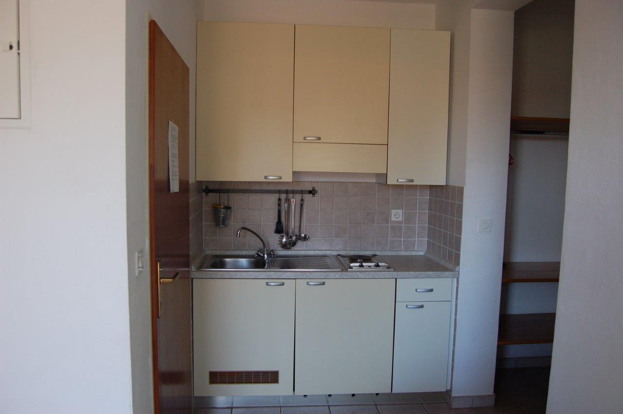 Küchenzeile Apartment B.