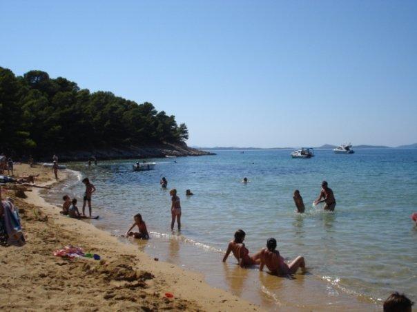 Genießen Sie auch tolle Stunden am Strand.
