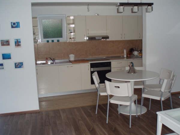 wohnzimmer mit offener küche größe:Wohnzimmer mit offener Küche ...