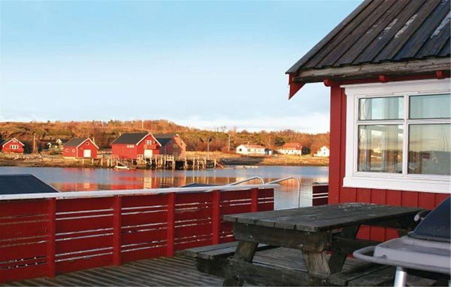 Traumhafter Blick auf den Lysøysundet