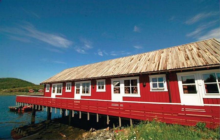 Ankeret Brygge - wohnen über dem Wasser