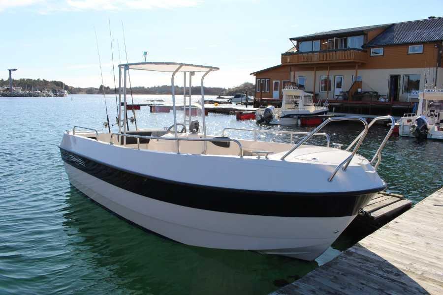 Eines der neuen Boote