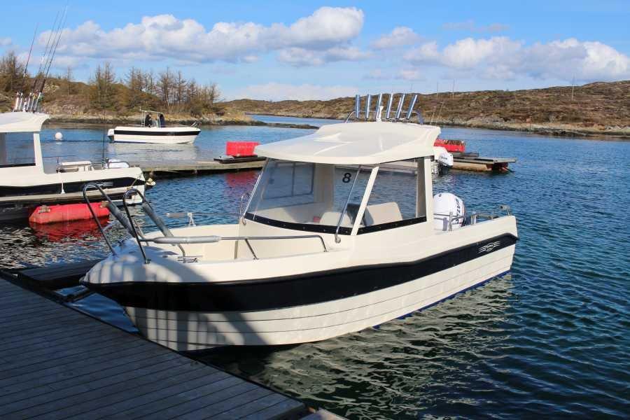 Dolmøy Kabinenboot