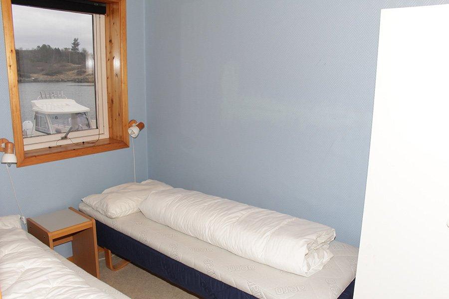 Laksen Schlafzimmer
