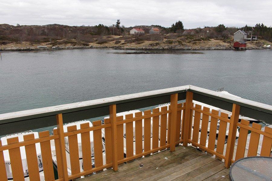 Makrellen Balkon