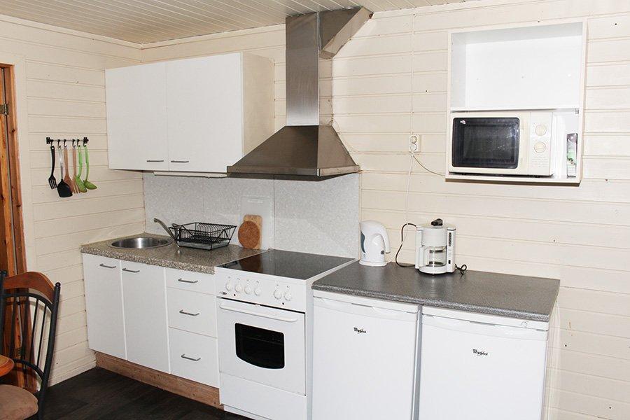 Steinbiten Küche