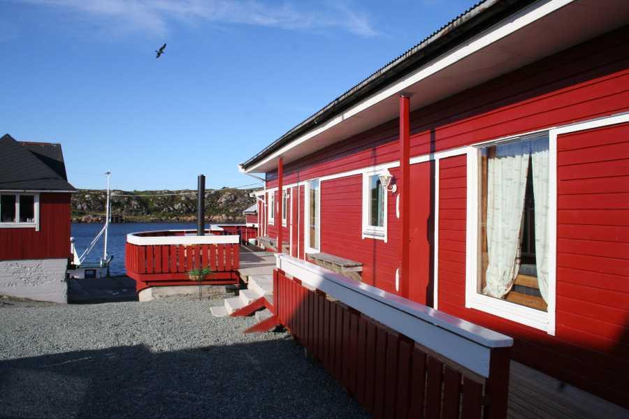 Willkommen im Gurvikdal Havfiskesenter