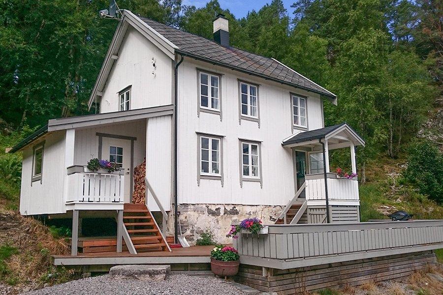 Ferienhaus Hammarvik