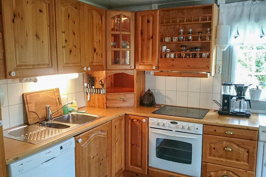 Küche (Haus 1)