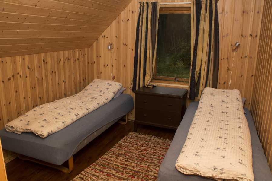 1. Schlafzimmer mit Einzelbetten