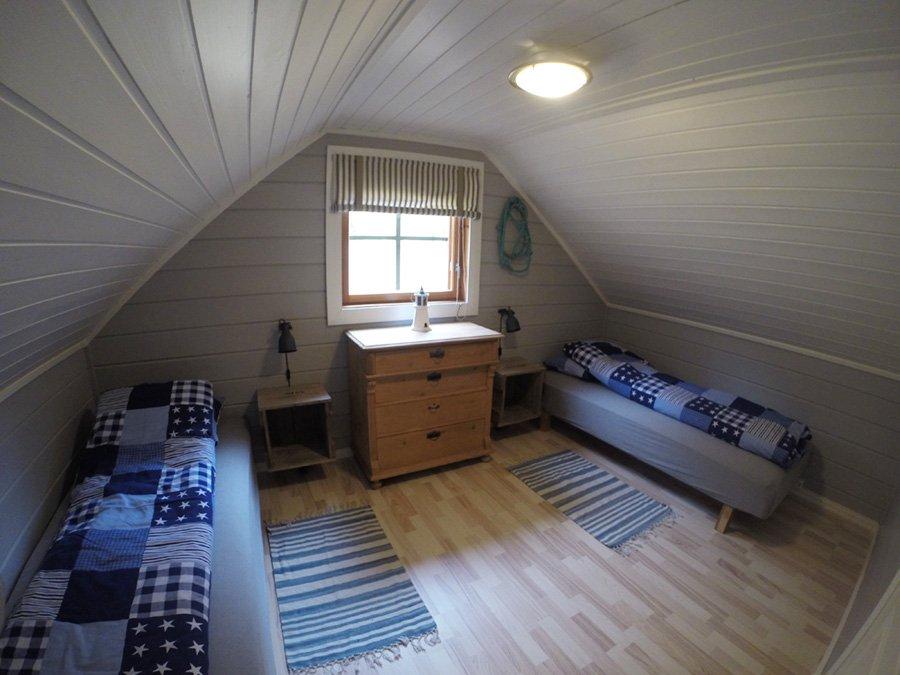 Haus 2 - Schlafzimmer