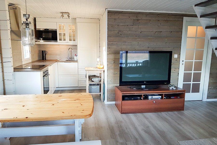 Ferienhaus 4 - Küche