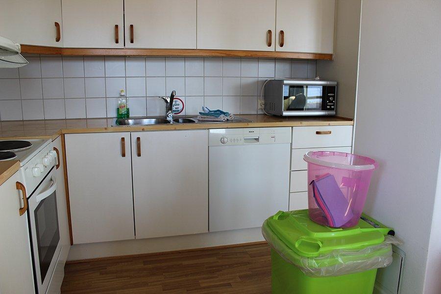 Apartment Tyb B - Küche