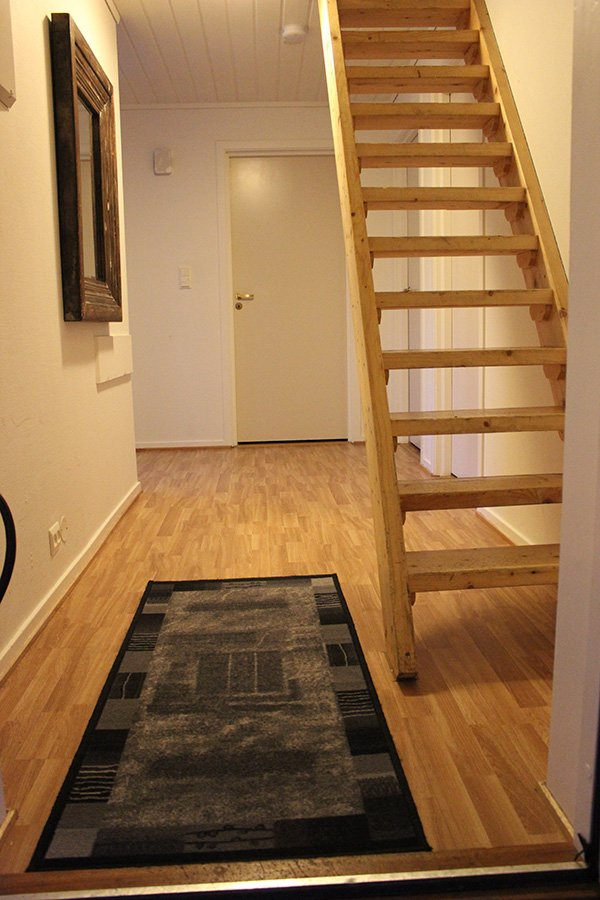 Apartment Typ C - Flur