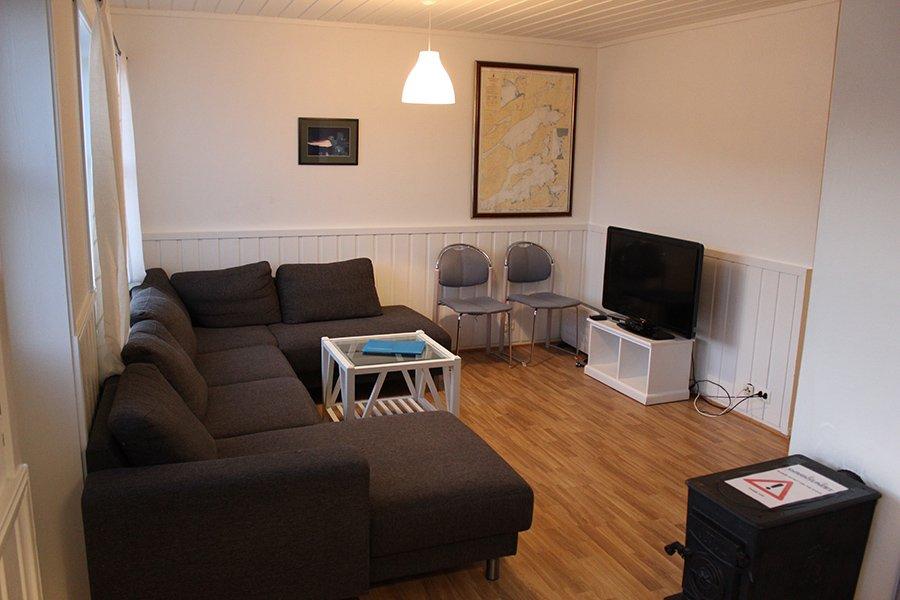 Apartment Typ C - Wohnzimmer