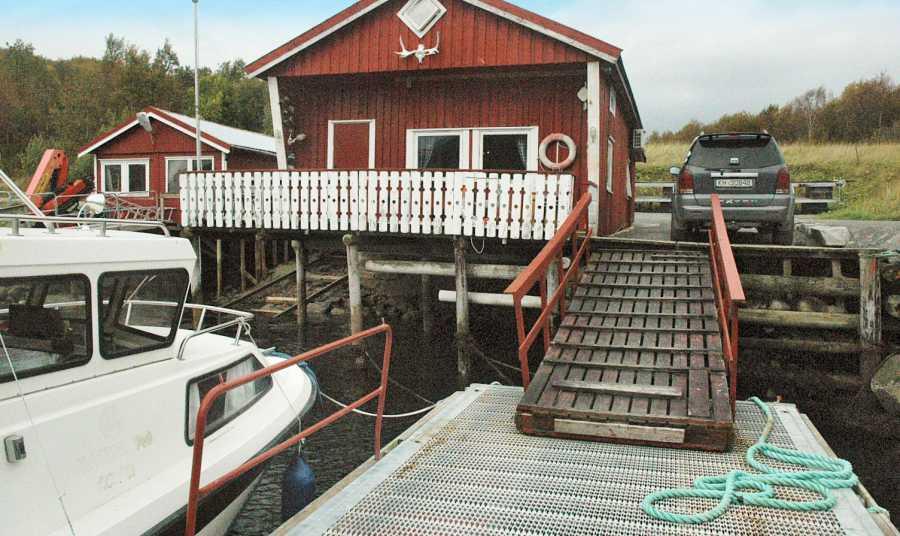 Ferienhaus Steinvik.