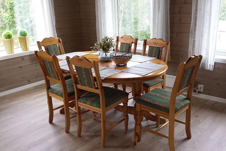 Essecke Ferienhaus 7