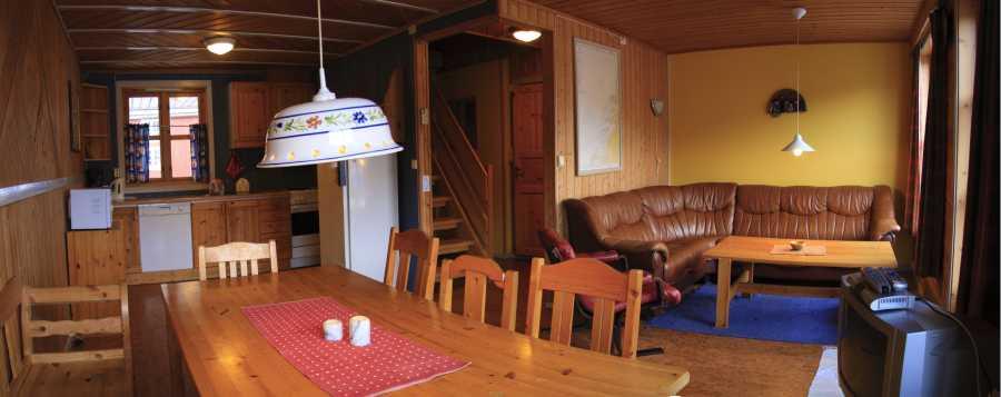Seehaus innen