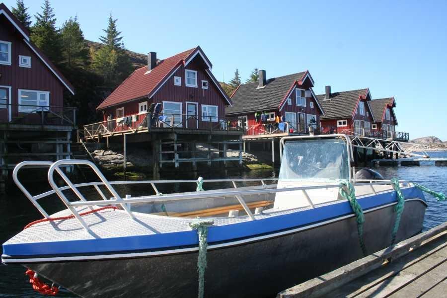 Ihr Boot, Ihr Rorbu, Ihr Traumangelurlaub!