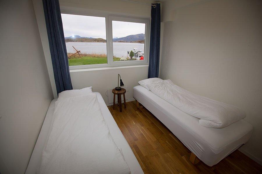 Ap. 1 - Schlafzimmer mit Einzelbetten.