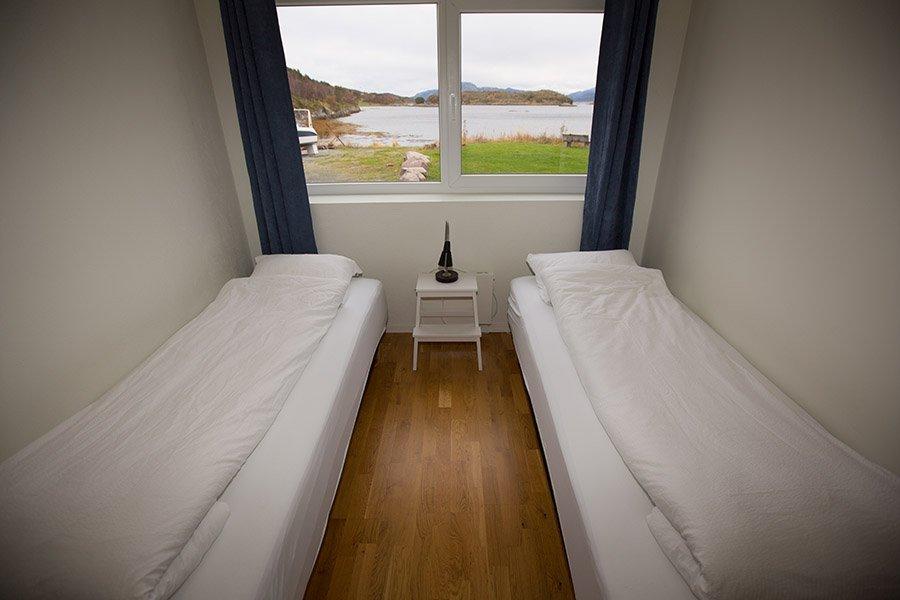 Ap. 2 - Schlafzimmer mit Einzelbetten