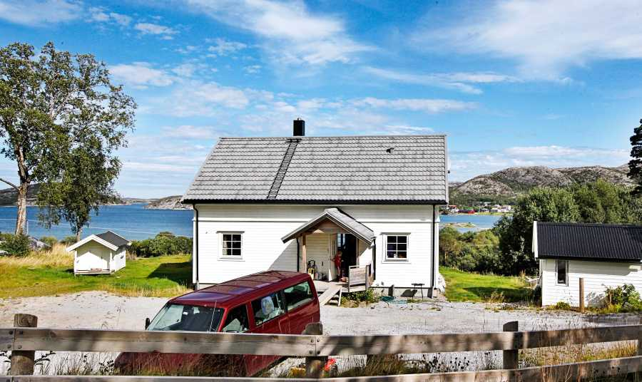 Ferienhaus Vik-Flatanger