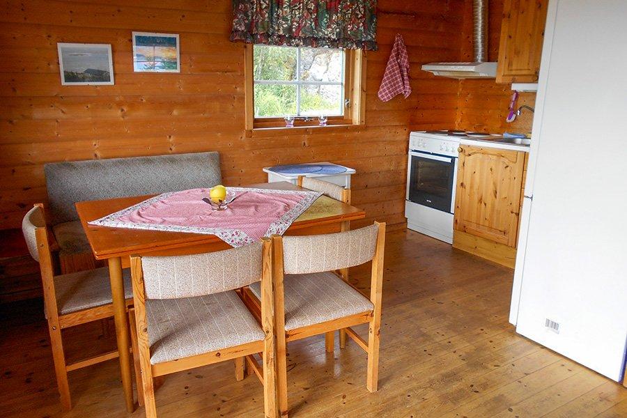 Haus Birkebu - Küche
