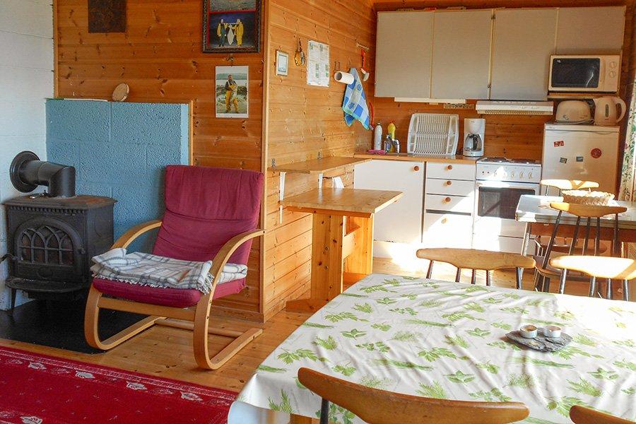 Haus Brønnbua - Küche