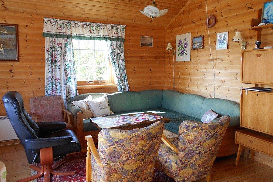 Haus Brønnbua - Wohnzimmer
