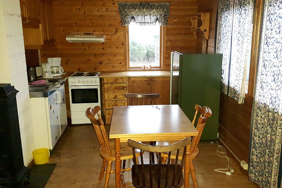 Haus Kananeus - Küche