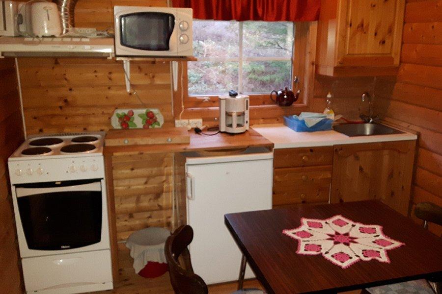 Haus Ospeli - Küche