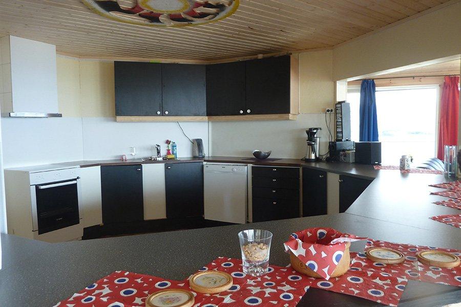 Haus Panorama - Küche